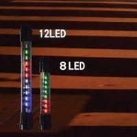 警示-彩炫車輪燈 8LED二入