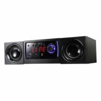 【CORAL】PM301 絕佳聲活品味 DVD迷你床頭音響