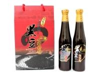 將軍黑豆蔭油/膏(2入禮盒)