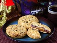 紅豆Q燒餅(5入)