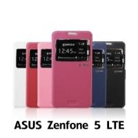 【GAMAX 嘉瑪仕】視窗商務側掀套 ASUS Zenfone 5 LTE