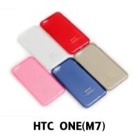 【GAMAX 嘉瑪仕】超輕薄透明套 HTC ONE(M7)