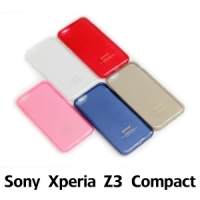 【GAMAX 嘉瑪仕】超輕薄透明套 Sony Xperia Z3 Compact
