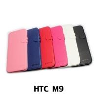 【GAMAX 嘉瑪仕】二代商務型站立側掀套 HTC M9