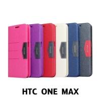 【GAMAX 嘉瑪仕】完美側掀站套 HTC ONE MAX