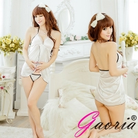 【Gaoria】進入你心 浪漫唯美 性感情趣睡襯衣(N2-3302)