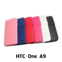 【GAMAX 嘉瑪仕】二代商務型站立側掀套 HTC One A9