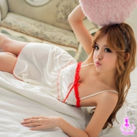 【AYOKA】熱情芭蕾!柔緞睡衣(NA12020006)