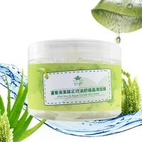 【勞拉‧蜜兒】蘆薈海藻鎮定控油舒緩晶凍面膜250g+50g大容量