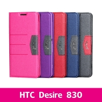 【STAR】完美側掀站套 HTC Desire 830