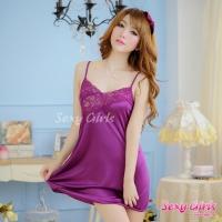 【Sexy Girls】情趣睡衣 性感吊帶誘惑二件式睡衣(CM-16007707)