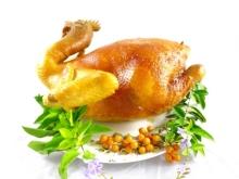 古法糖燻雞(全雞)
