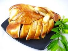 古法糖燻雞(全雞分切)