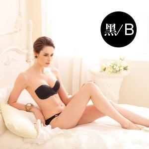 【VSTYLE】波波小姐隱形浮力內衣-黑(B)