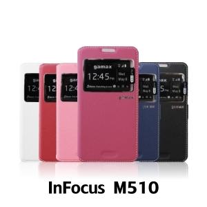 【GAMAX 嘉瑪仕】視窗商務側掀套 InFocus M510