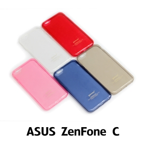 【GAMAX 嘉瑪仕】超輕薄透明套 ASUS ZenFone C