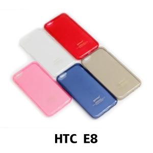 【GAMAX 嘉瑪仕】超輕薄透明套 HTC E8