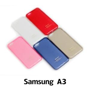 【GAMAX 嘉瑪仕】超輕薄透明套 Samsung A3