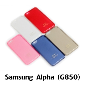 【GAMAX 嘉瑪仕】超輕薄透明套 Samsung Alpha(G850)