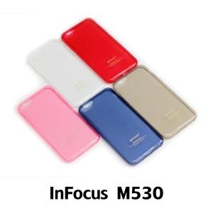 【GAMAX 嘉瑪仕】超輕薄透明套 InFocus M530