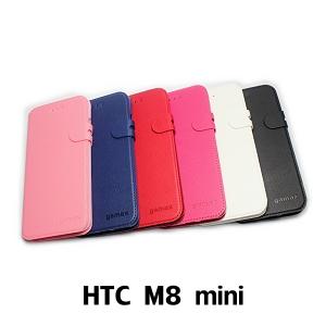 【GAMAX 嘉瑪仕】二代商務型站立側掀套 HTC M8 mini