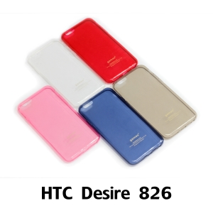 【GAMAX 嘉瑪仕】超輕薄透明套 HTC Desire 826