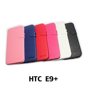 【GAMAX 嘉瑪仕】二代商務型站立側掀套 HTC E9+