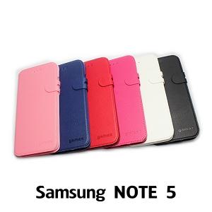 【GAMAX 嘉瑪仕】二代商務型站立側掀套 Samsung NOTE 5