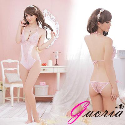 【Gaoria】銷魂女神 挑逗性感情趣連身衣(N2-3308)